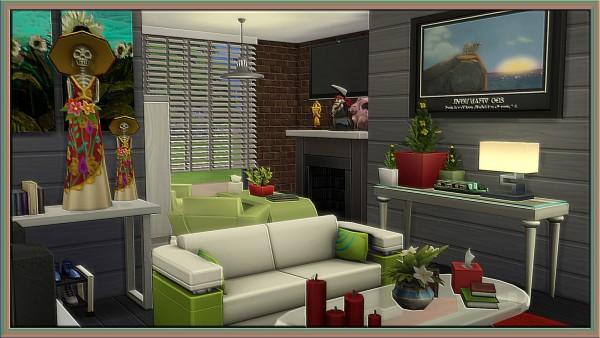 Bree`s Sims Stuff: Alston Point house