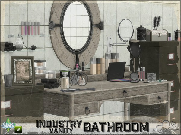 The Sims Resource Bathroom Industry The Vanity By