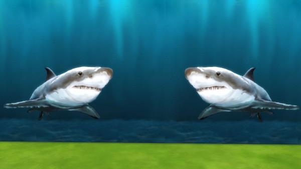Mod The Sims: Yipes! Sharks! by Snowhaze