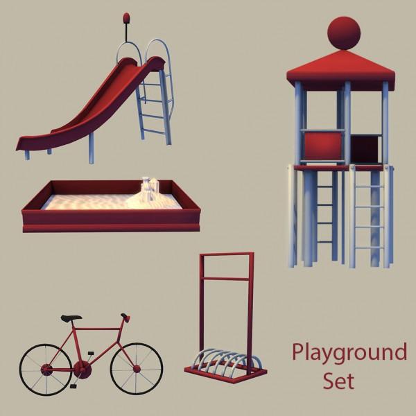 Leo 4 Sims: Playground