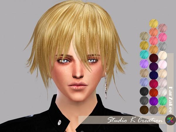 Studio K Creation: Animate hair hair 80   Yuji
