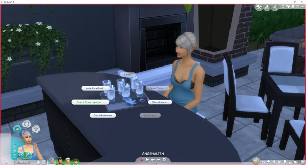 Spa Day Tablet Mod Sims
