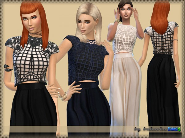 The Sims Resource: Dress Female by Bukovka