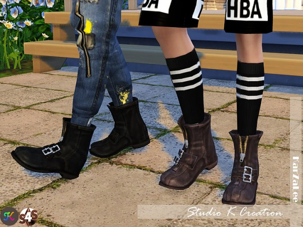 Studio K Creation: Short boots N3