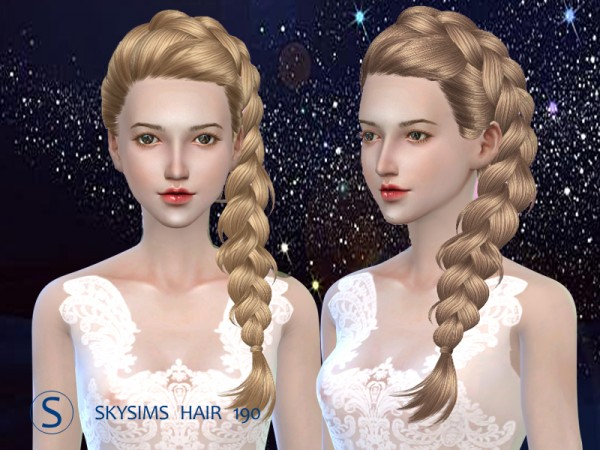 Butterflysims: Skysims 190 donation hairstyle