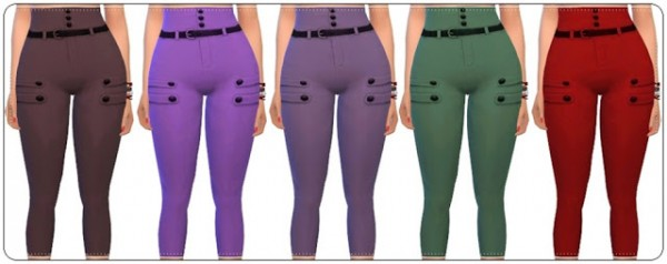 Annett`s Sims 4 Welt: Leggings City Living