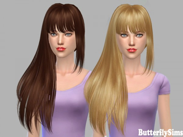 Butterflysims: B flsims 154 free hairstyle