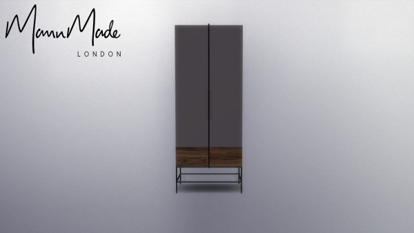 Meinkatz Creations: MannMade London Collection
