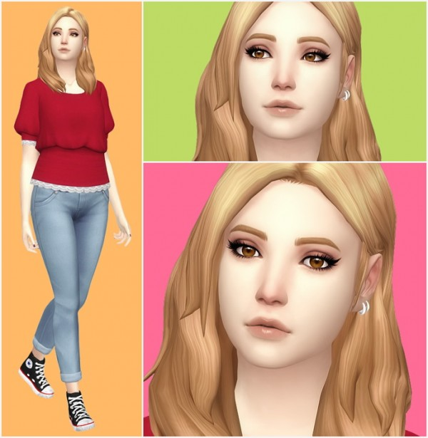 Aveira Sims 4: Aveira sims