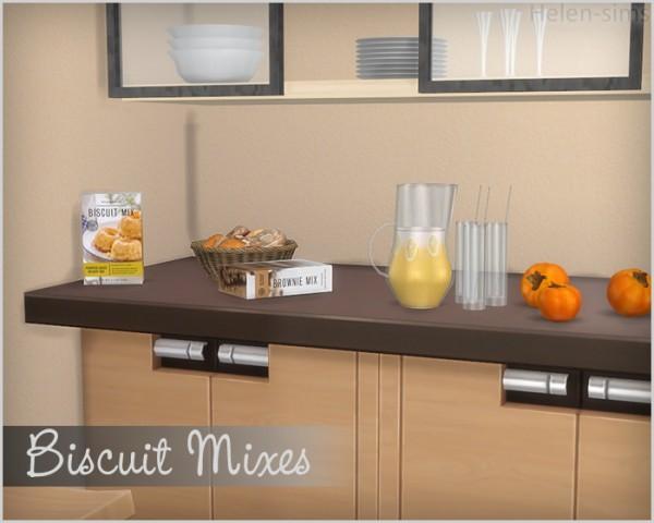 Helen Sims: Biscuit Mixes