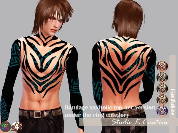 Studio K Creation: Zelda Midna top acc