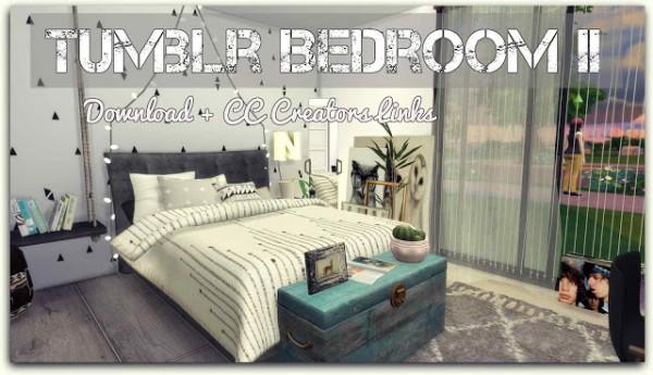 Dinha Gamer: Tumblr Bedroom II