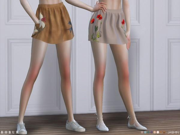 The Sims Resource: Jasmin skirt by Bobur3