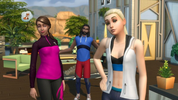 The Sims: Work Up A Sweat With The Sims 4 Fitness Stuff Pack, Get It Now!