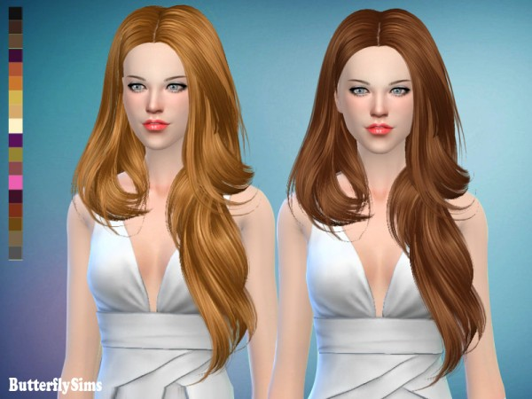 Butterflysims: B flysims hair 175 No hat