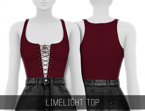 Simpliciaty Limelight Top Sims 4 Downloads