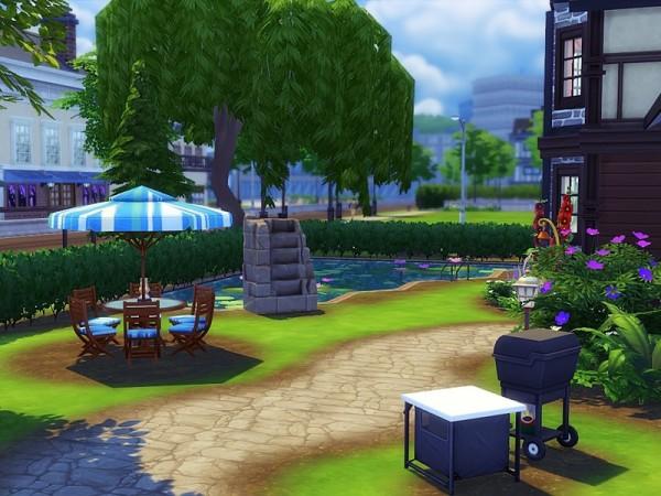 The Sims Resource: Tudor Farmhouse  by MychQQQ