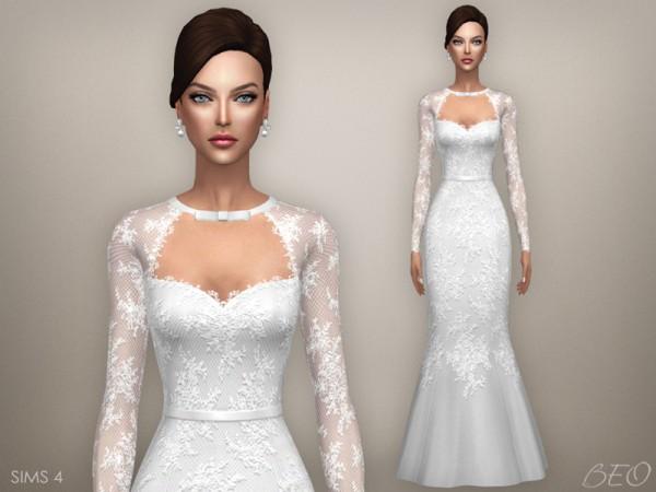 BEO Creations: Wedding dress Tatiana
