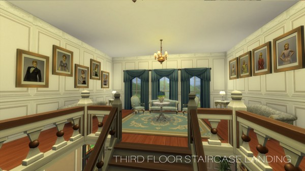 Mod The Sims: Alford Palace by yourjinthemiddle