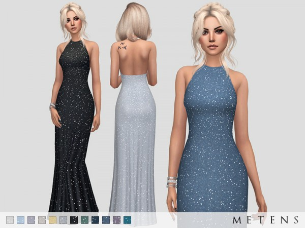 The Sims Resource: Kate Dress by Metens