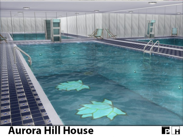 The Sims Resource: Aurora Hill House by Pinkfizzzzz