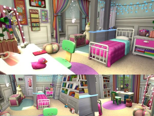 Akisima Sims Blog: We Are Family House