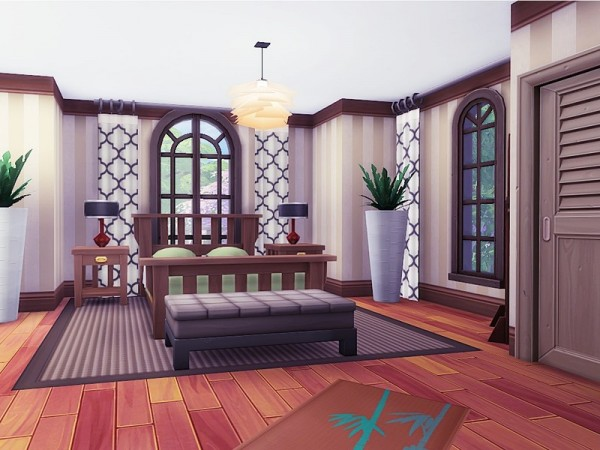 The Sims Resource: Tropical Residence by MychQQQ