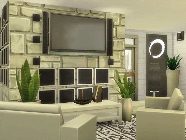 The Sims Resource: Harmony house by Nessca
