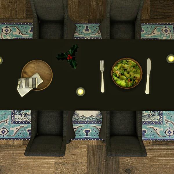 Leo 4 Sims: Random Table Decor