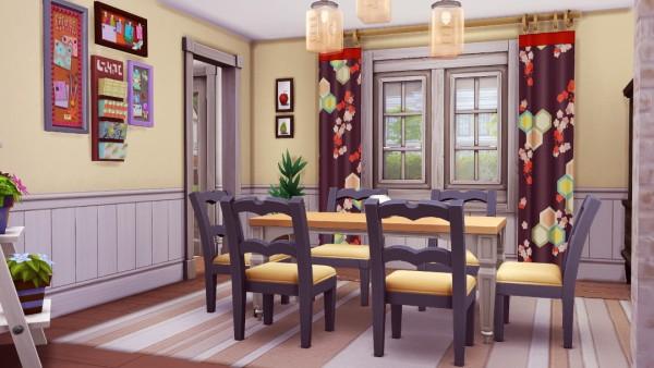 Jenba Sims: Dormer House