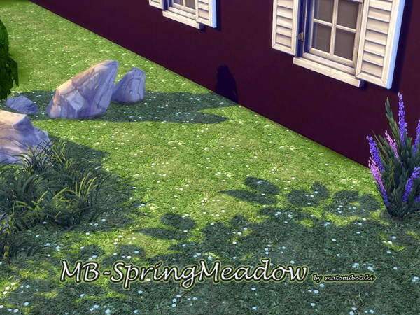 The Sims Resource: MB Spring Meadow by matomibotaki