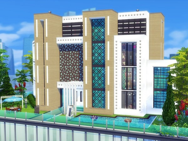 The Sims Resource: Royal Penthouse by MychQQQ