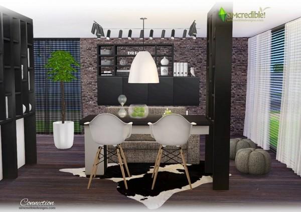 SIMcredible Designs: Connection livingroom