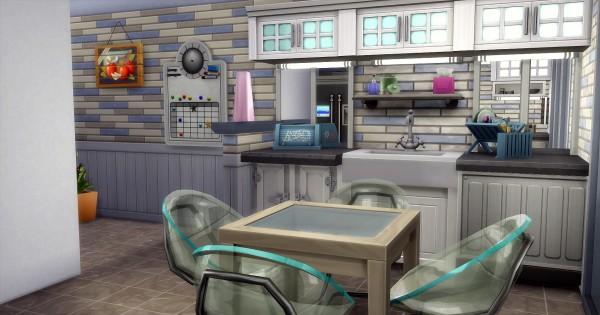 Studio Sims Creation: Oleander house
