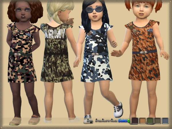 The Sims Resource: Dress Military by bukovka