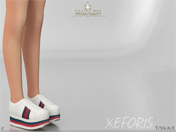 The Sims Resource: Madlen Xeforis Shoes by MJ95