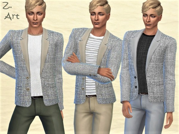The Sims Resource: Smart Fashion 01 by Zuckerschnute20