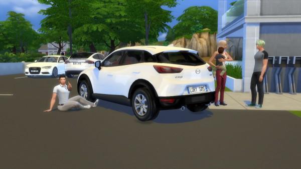 Mazda 3 2017 Custom >> Lory Sims: Mazda CX-3 • Sims 4 Downloads
