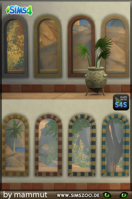 Blackys Sims 4 Zoo: Windows Early Civ 1 by mammut