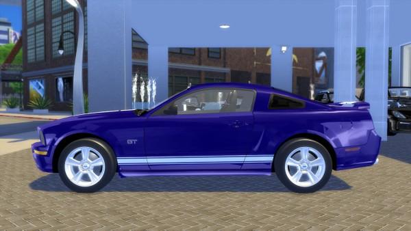 OceanRAZR: Ford Mustang GT Fastback 2005