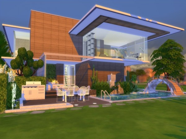The Sims Resource: Modern Niva by Suzz86