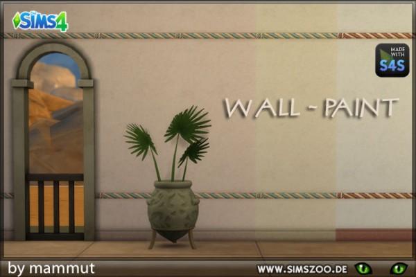 Blackys Sims 4 Zoo: Walls Early Civ 3 by mammut