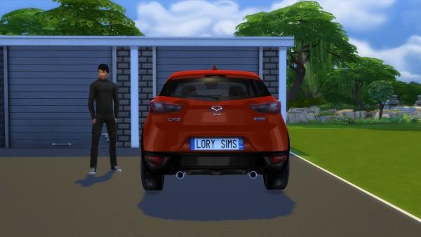 Lory Sims: Mazda CX 3