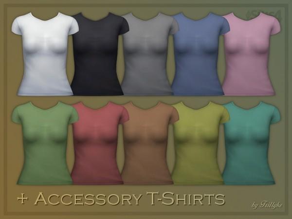 Trillyke: Mackenzie Mini Dress + Accessory T Shirts