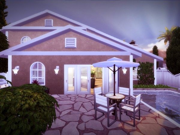 The Sims Resource: Casa LasLLamas   NO CC! by melcastro91