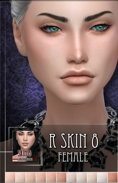 The Sims Resource: R skin 8 female by RemusSirion