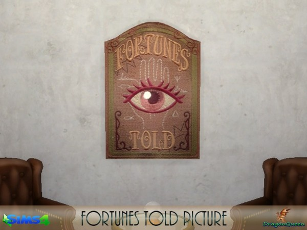 The Sims Resource: Fortunes Told Picture by DragonQueen