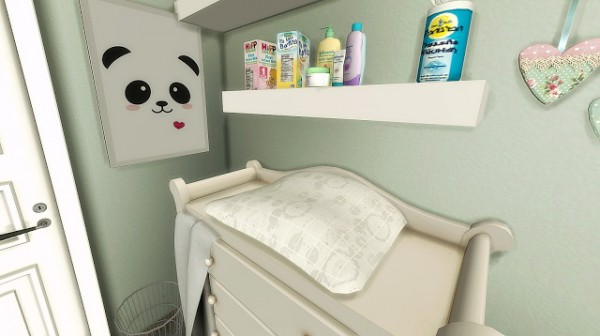 Liney Sims: Toddlerroom II