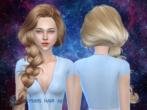 Butterflysims: Skysims hair 297