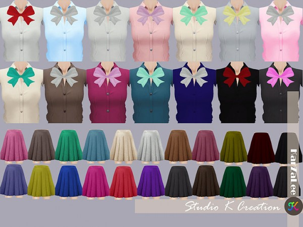 Studio K Creation: School uniform